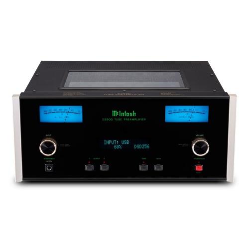 McIntosh C2600 AC - Röhrenvorverstärker