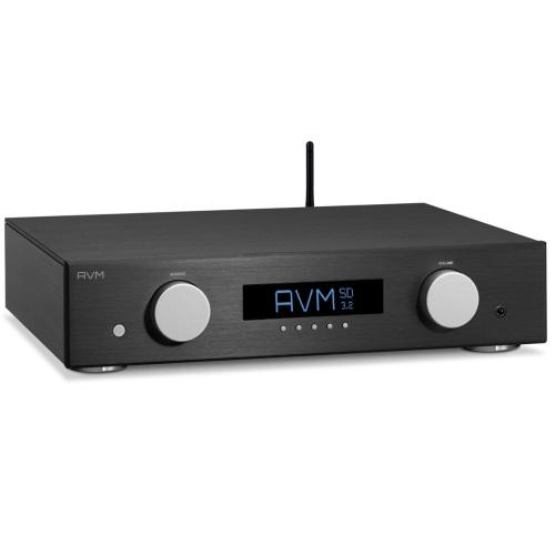 AVM - Evolution SD 3.2 Streaming DAC - Schwarz