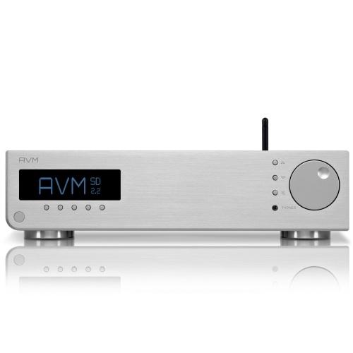 AVM - Inspiration SD 2.2 CD-Receiver - Silber