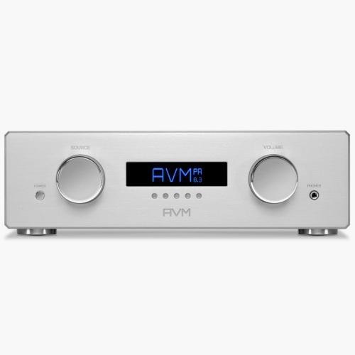 AVM Ovation PA 8.3 Vorverstärker