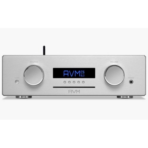 AVM Ovation CS 8.3 All-In-One CD-Receiver