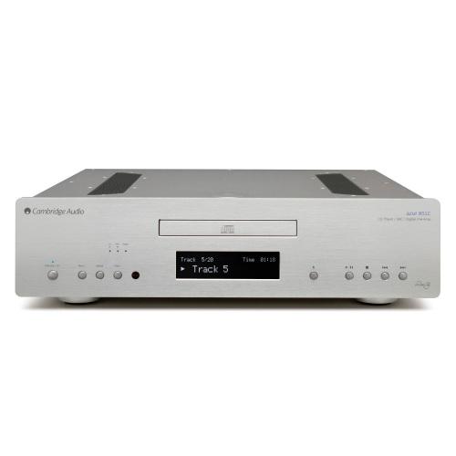 Cambridge Azur 851C CD-Player Silber