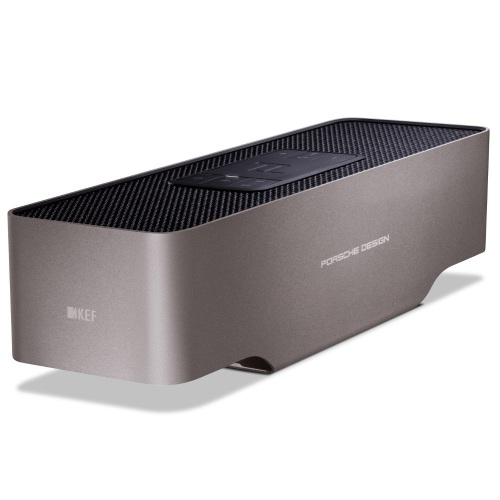 KEF Porsche Design Bluetoothlautsprecher GRAVITY ONE
