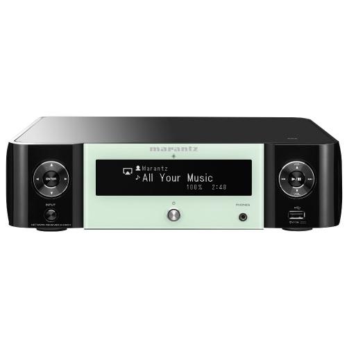 Marantz M-CR511 Melody Stream Wireless Musiksystem - Schwarz/Weiß