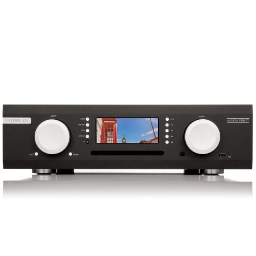 Musical Fidelity - M6 Encore 225 Streamer - Schwarz