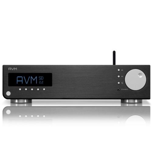 AVM - Inspiration SD 2.2 CD-Receiver - Schwarz