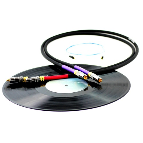 Tellurium Q - Phono-Black Phono-Kabel - 1 Meter