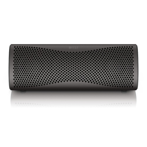 Kef MUO Bluetooth Lautsprecher - Storm Grey