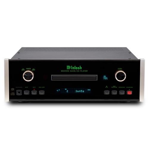 McIntosh MCD550 CD/SACD-Player