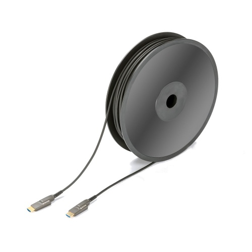In-Akustik HDMI LWL Kabel