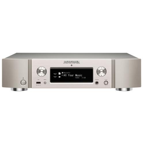 Marantz NA6005 - Netzwerk Audioplayer - Silber-Gold