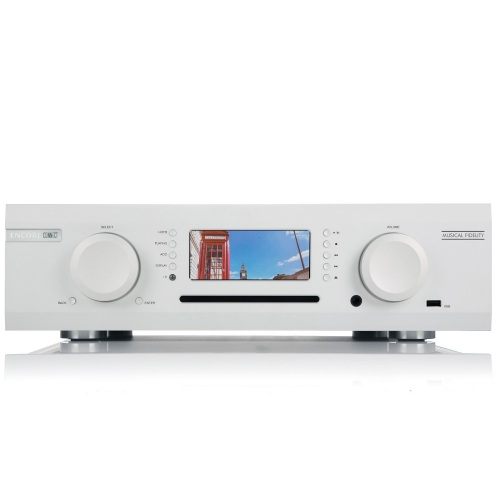 Musical Fidelity - M6 Encore Connect Streamer - Silber