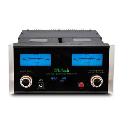 McIntosh MHA100 AC - Kopfhörerverstärker