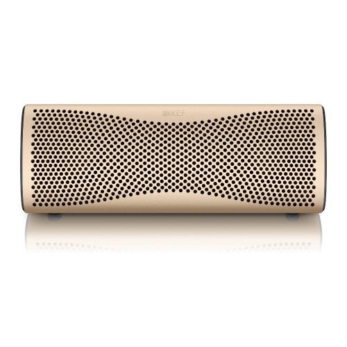 Kef MUO Bluetooth Lautsprecher - Horizon Gold