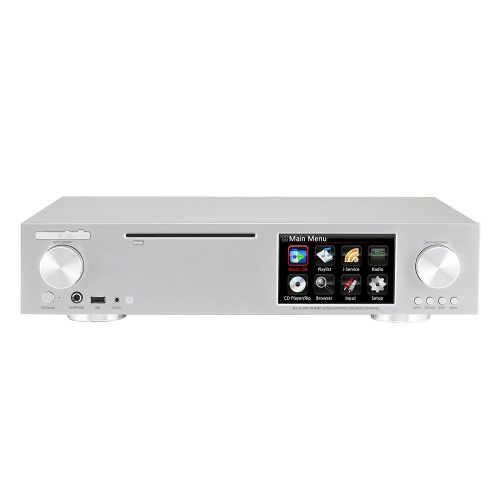 Cocktail Audio X30 - Musik Server & Ripper - Silber