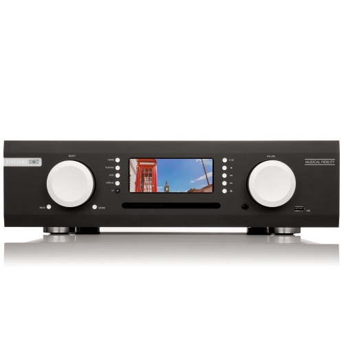 Musical Fidelity - M6 Encore Connect Streamer - Schwarz