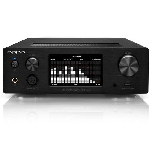 Oppo HA-2 - Kopfhörerverstärker - Schwarz