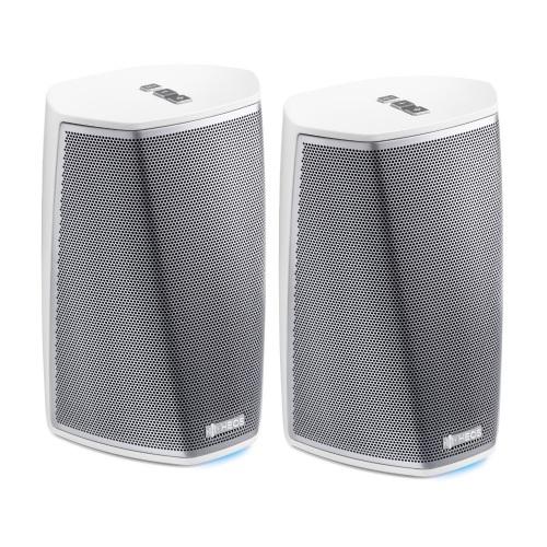Heos 1 HS2 Bundle - Zwei Multiroom-Lautsprecher Weiss