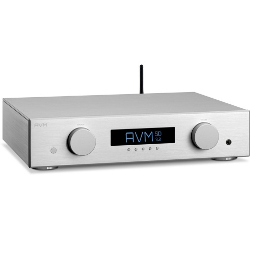 AVM - Evolution SD 3.2 Streaming DAC - Silber