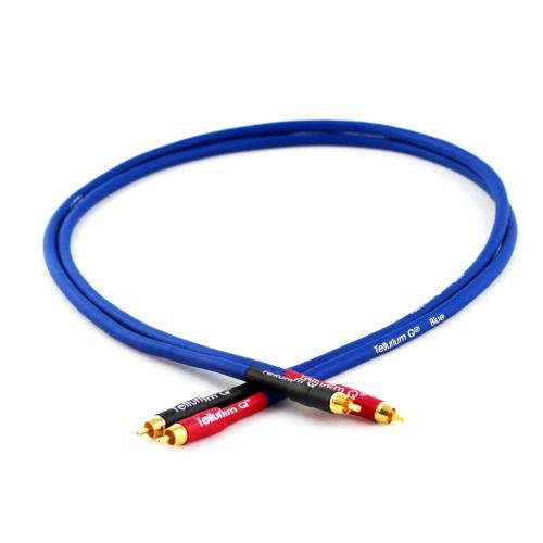 Tellurium Q RCA-Blue RCA-Kabel - 1 Meter