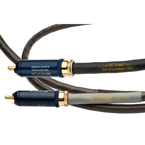 Silent Wire NF32 MK2 Cinch & XLR Kabel