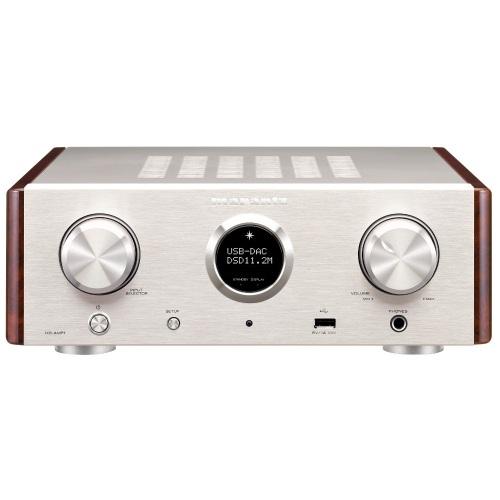 Marantz HD-AMP1 Vollverstärker - Silber-Gold