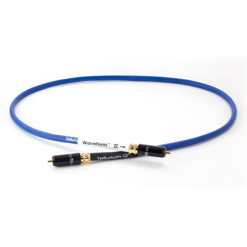 Tellurium Q - Blue Digital RCA RCA-Kabel - 1 Meter