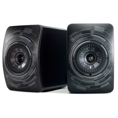 KEF LS50 Wireless Nocturne Aktivlautsprecher
